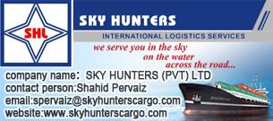 SKY HUNTERS (PVT) LTD