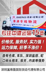 深圳富维盈国际货运代理有限公司