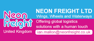 Neon Freight Ltd