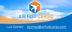 AIR FAST CARGO