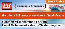 Al Khodari Sons & LV Shipping Logistics Ltd
