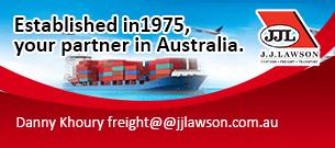 JJ Lawson Customs & Freight Brokers Pty Ltd