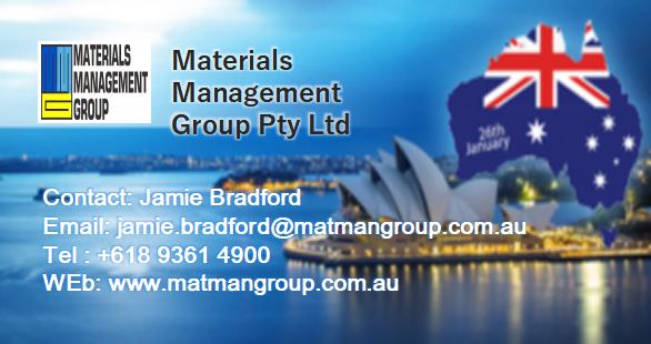 Materials Management Group Pty Ltd