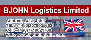 BJOHN Logistics Limited