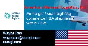 American General Logistics, Inc