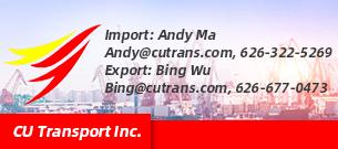 CU Transport Inc.