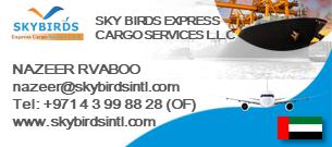 SKY BIRDS EXPRESS CARGO SERVICES L.L.C